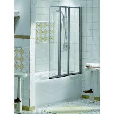 folding bath doors maax 3 folding panels 316 tub shield 39 12 x dreamline folding bathtub folding bath doors