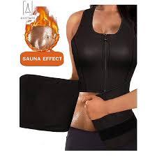 Shoptagr Gustave Design Waist Trainer Corset Sauna Sweat