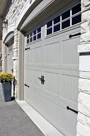 double garage doors with windows. Garage Carriage Door Windows White Double Doors With A