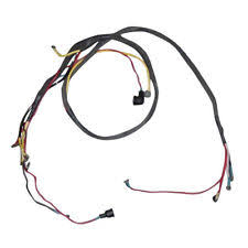ford tractor wire harness ebay ford 8n 12 volt wiring harness at Universal Wiring Harness Ford Garden Tractor
