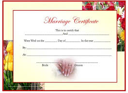 fake marriage certificate online fake marriage certificate fake marriage certificate pinterest