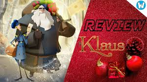 Review phim KLAUS - YouTube