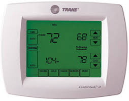 trane ac thermostat. trane thermostats ac thermostat e