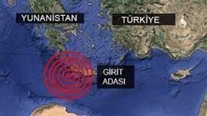 Girit depremi sonrası tedirgin eden uzman yorumu: Marmara'yı geçer - Son  dakika haberler