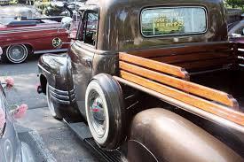 Wood bed rails | Vintage truck | Truck bed rails, Wooden truck ...