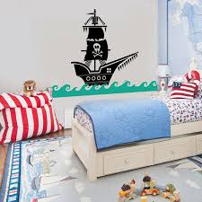 Pirate Accessories For Bedroom Wooden Pirate Ship