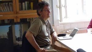 Профессор Изотов оппонирует защиту докторской диссертации в  Научный руководитель профессор Маркус Гигер
