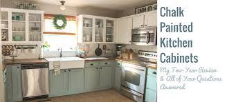 chalk painting kitchen cabinets beautiful chalk paint kitchen cabinets fancy kitchen design