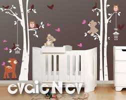 baby wall stickers deer teddy fabulous wall sticker for baby room