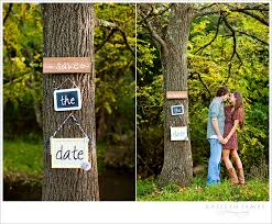 diy engagement props rustic country ideas rebecca crosby