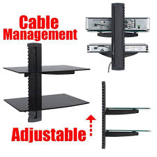 stunning tv wall mount with 2 shelves 17 on plastic wall mounted shelves with tv wall