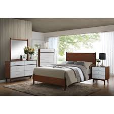 King Bedroom Sets Modern Mid Century Modern King Bedroom Set Bedding Bed Linen