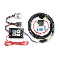 motorcycle trailer wiring j p cycles khrome werks plug and play isolator converter kit