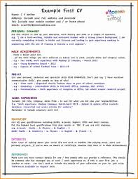 How To Make Your First Resume How To Write Your First Resume Writing Tips For Teens My A Job 7