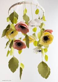 Paper Flower Mobiles Paper Flower Mobile Magdalene Project Org