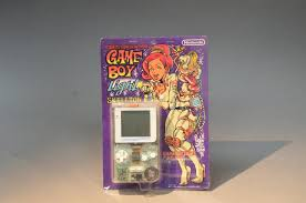 Famitsu Skeleton Game Boy Light Game Boy Light Famitsu Skeleton Model F 02