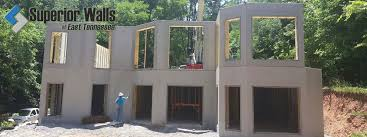 multi level concrete homes