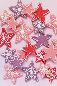 christmas star cookies. Fine Cookies And These Star Christmas Cookies Are No Exception The Colored Dough Makes  Them So Much Fun And Cuts The Frosting Time In Half For Star Cookies D