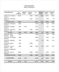 47 Monthly Report Samples Word Docs Free Premium