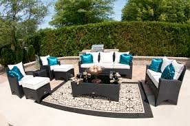 black outdoor wicker chairs. In Today\u0027s All Weather Wicker Outdoor Black Chairs P