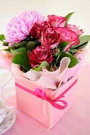 A gorgeous Valentine Bouquet delivered virtually specially just for you!  Find this Pin and more on Flowers in box ...