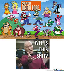 RMX] Super Mario Bros by ledocteur - Meme Center via Relatably.com