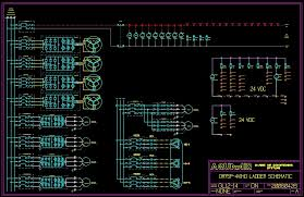 control panel division of aqua air manufacturing control panel main power feed ladder schematic