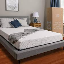 Mattress in a box Spring Image Unavailable Amazoncom Amazoncom Sealy 8inch Memory Foam Mattress In Box Adaptive