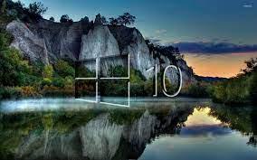 Windows 10 Hd Wallpaper Nature ...