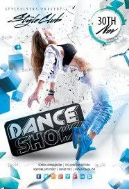 free dance flyer templates free disco flyer psd templates download styleflyers