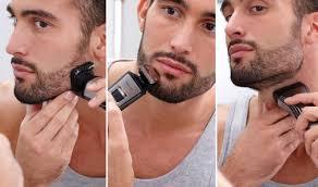 baard scheren model