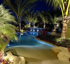 paradise outdoor lighting. Paradise Landscape Lighting Around Pool Dis Will Be In My Back Yard 12v . Outdoor
