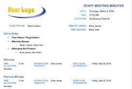 How To Write A Meeting Minutes Report Zoro Braggs Co