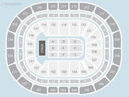 Metro Radio Arena Seating Chart Manchester Arena View From Seat Block 214