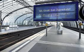 Die gdl erwartet bis dahin ein neues angebot der deutschen bahn, warnstreiks soll es es nicht geben. Jbnaoy3jardw4m