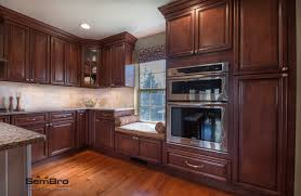 Signature Kitchen Cabinets Signature Brownstone In Dublin Ohio