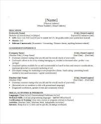 banking resumes banking resume samples 45 free word pdf documents download