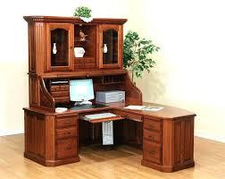 small desks with hutch small computer desks hutch