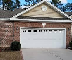 4 pane garage door windows