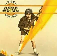 <b>AC</b>/<b>DC</b> - <b>High</b> Voltage [Vinyl] - Amazon.com Music
