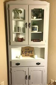 narrow china cabinet small corner hutch cabinet full size of interior cabinet hutch corner dining cabinet
