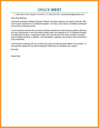 4 5 Sample Cover Letters For Internships Wear2014 Com