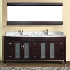 54 inch vanity double sink. double sink bathroom vanity with choice of top in chai · loading zoom 54 inch e