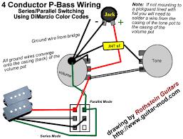p bass series parallel switch help talkbass com Parallel Pickup Wiring Parallel Pickup Wiring #15 series parallel pickup wiring