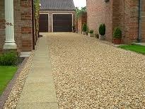 decorative garden gravel