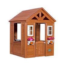 Kinder Spielhaus Timberlake Gartenhaus Für Kinder Holz
