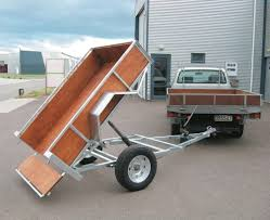 Tipping Box Trailer Designs Build A Tipping Trailer The Shed