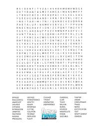 Album Word Print And Play The David Bowie Album Word Search Game Pennydell