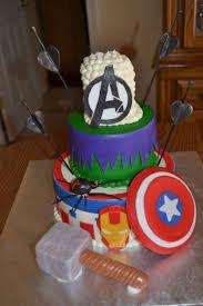 Avengers Birthday Cake Ideas Avenger Birthday Cakes Wedding Academy