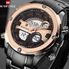 compare prices on jojo watch online shopping buy low price jojo top luxury brand naviforce men military waterproof led sports watches men s digital clock male wrist watch